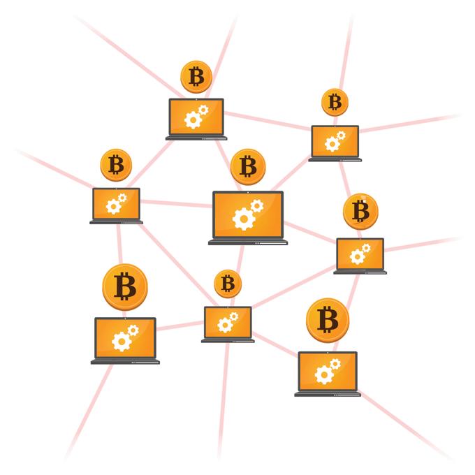 Bitcoin kriptovaliuta ir jos transkacijų tvirtinimas
