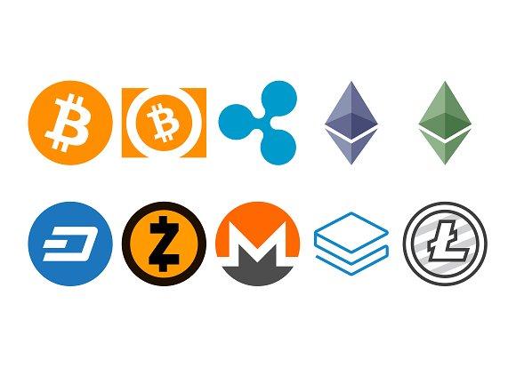 Bitcoin kriptovaliuta bei kitos kriptovaliutos