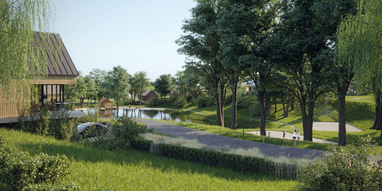 Aurių miestelio konsepcija