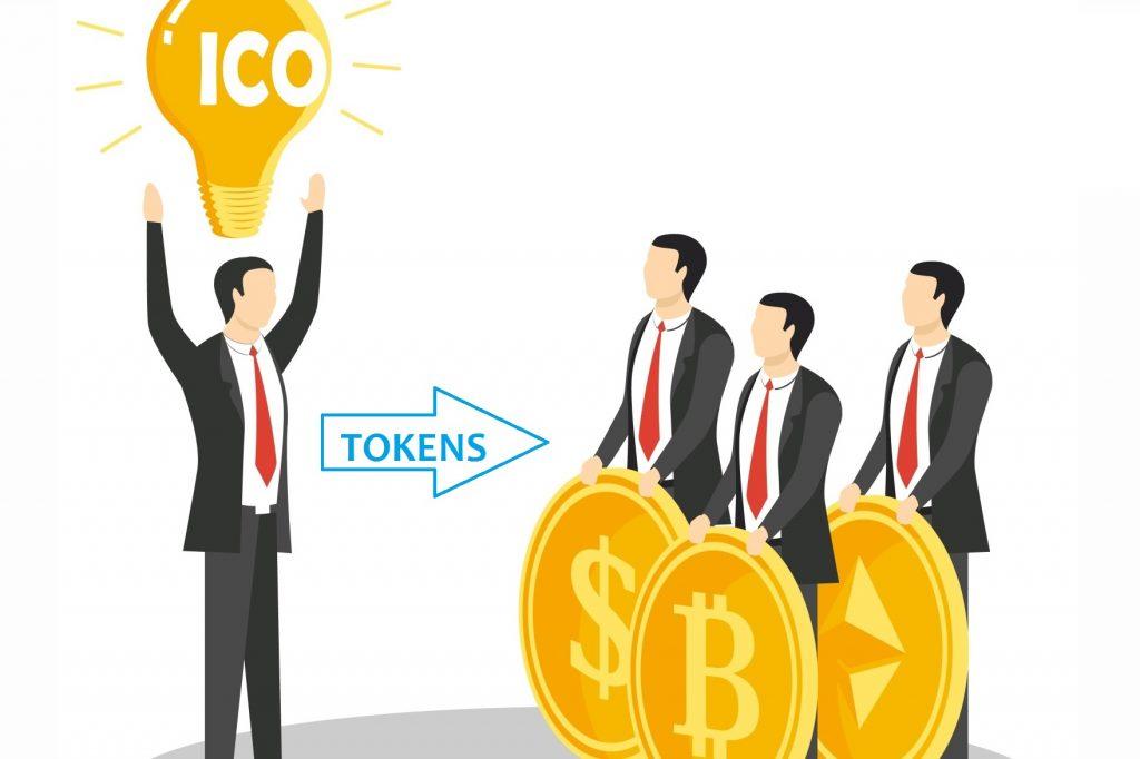 Kas yra ICO - tarsi sutelktinis finansavimas