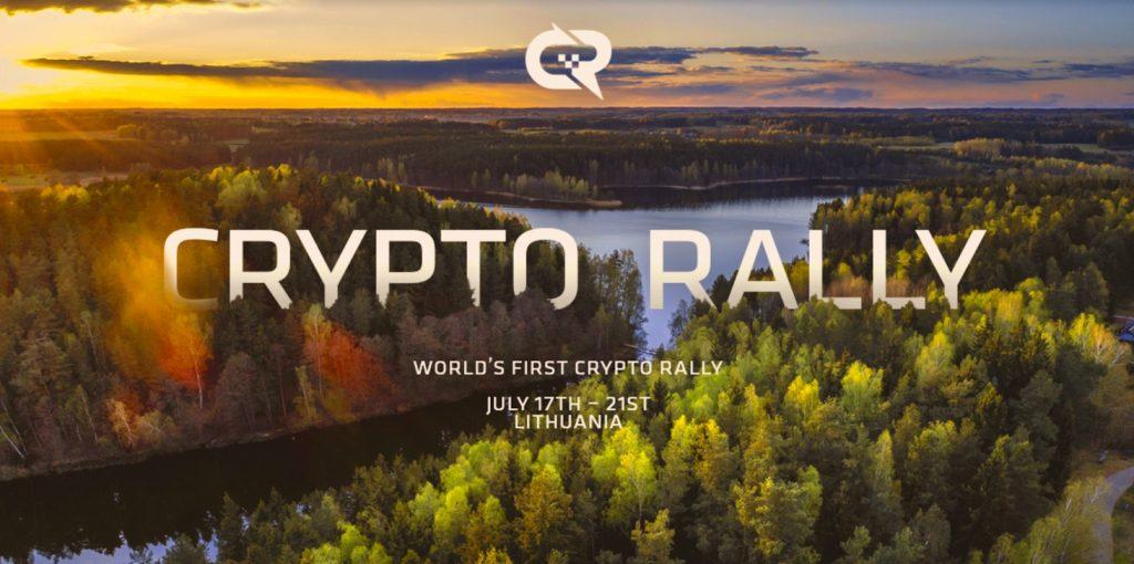 Crypto Rally 2018