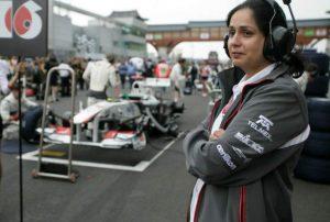 Crypto Rally advisor Monisha Kaltenborn