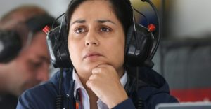 Crypto Rally Monisha Kaltenborn