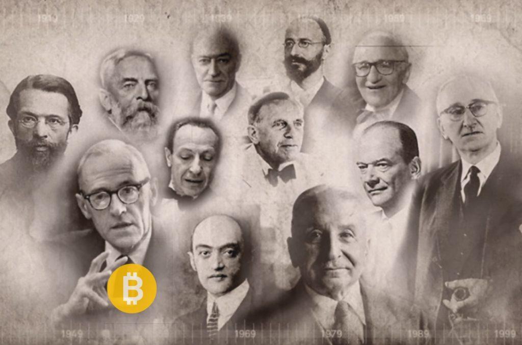 Austrų mokykla ir bitcoin