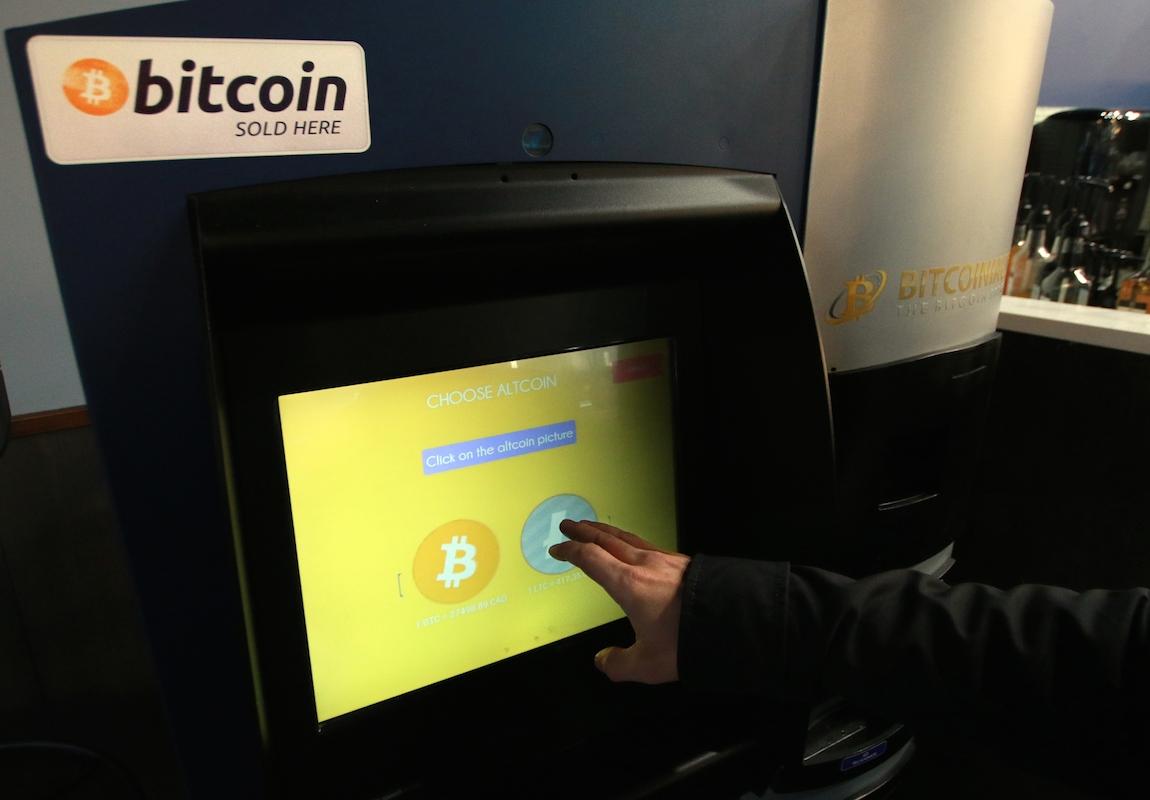 Bitcoin pirkimas