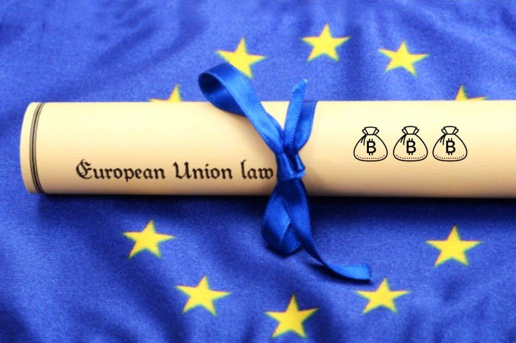 Kriptovaliutų reguliavimas ES