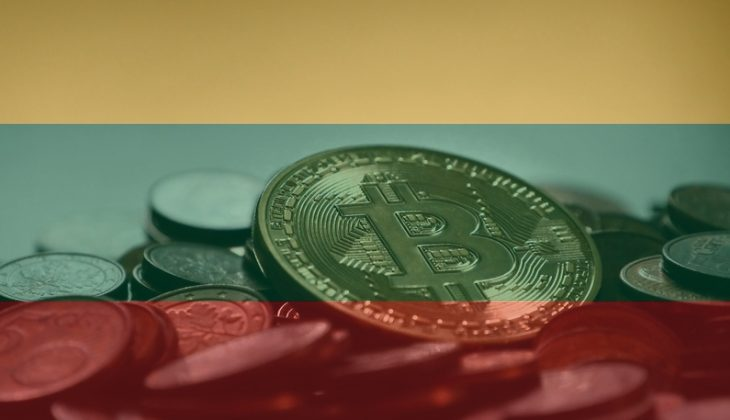 Lithuania cryptocurrency bitcoin